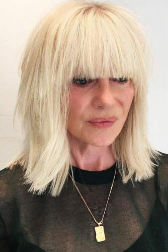 34 Incredibly Beautiful Short Haircuts For Women Over 60