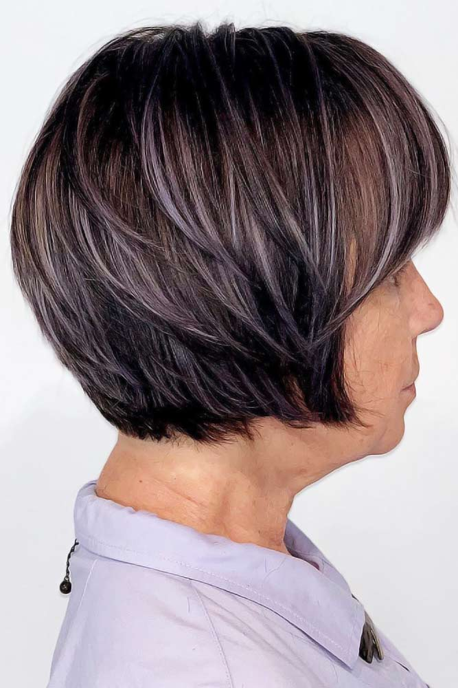 95 Incredibly Beautiful Short Haircuts For Women Over 60 Lovehairstyles