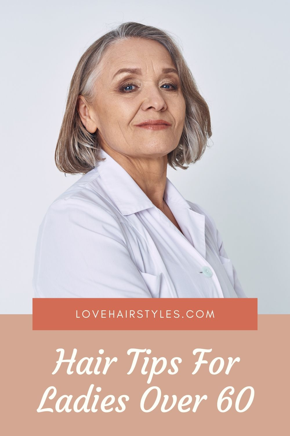 Hair Tips For Ladies Over 60