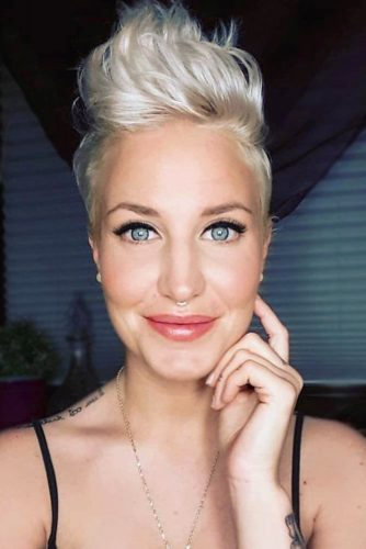 Short Pixie Haircuts for Thin Hair picture1