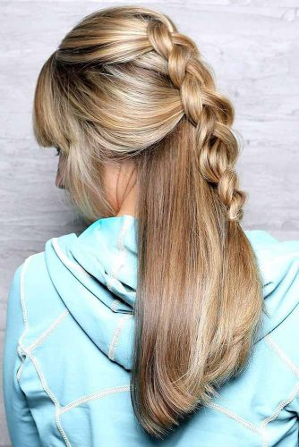 Quick and Simple Braids for Medium Hair picture3