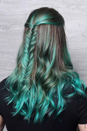 Braided Medium Hair Styles You Can Do in One Minute picture3