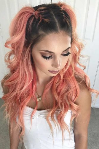 Braided Medium Hair Styles You Can Do in One Minute picture2