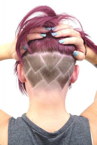 Undercut Hair Styles for Short Hair picture2
