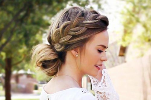 Amazing Braided Hairstyles for Long Hair 2018