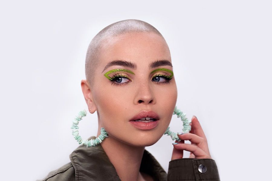 Pretty In Super Short A Buzz Haircut Is An Extreme Star Trend