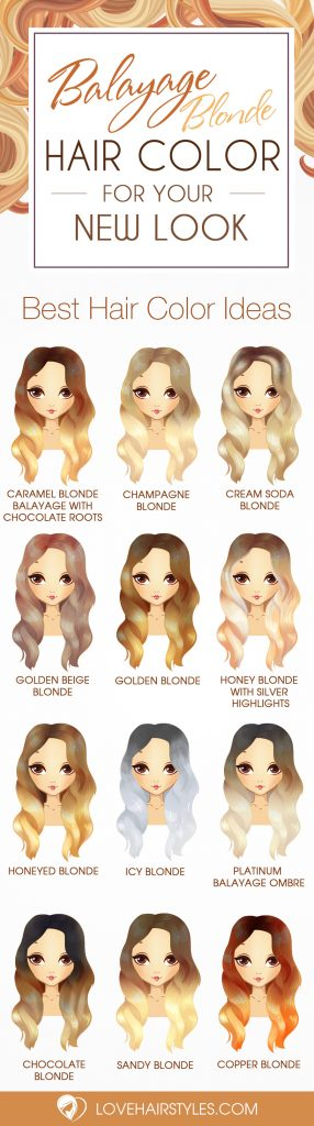 Your Best Choice - Balayage Blond