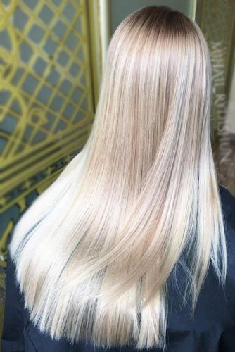 Balayage Blond Natural Look picture2