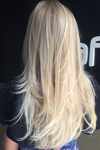 Balayage Blond Natural Look picture3