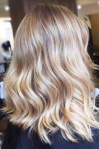 Balayage Blond Natural Look picture1