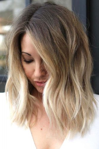 Blonde Balayage for Brown Hair picture1