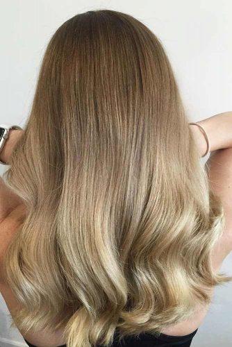Caramel Blonde Balayage picture1