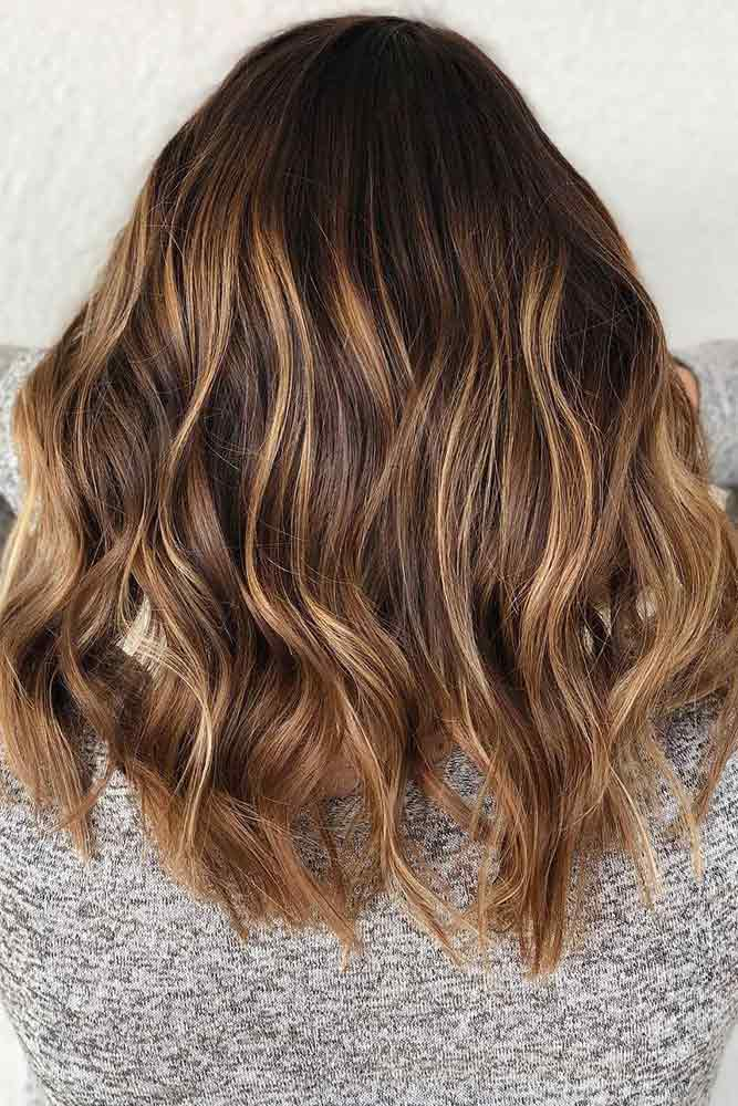 Honey Blonde Highlights picture2