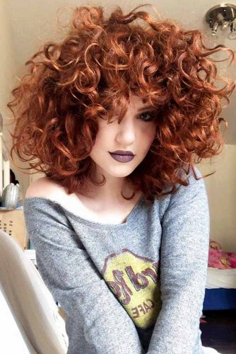 24 Adorable Looks With Curly Hair Lovehairstyles Com
