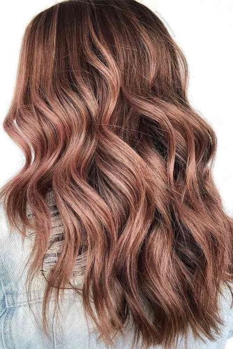 Mocha Highlights for Dark Brown Hair picture2