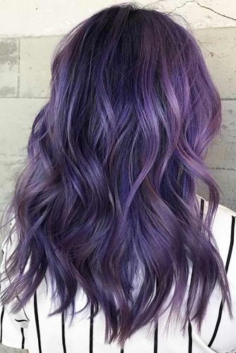 Amethyst Dark Purple Hair picture2