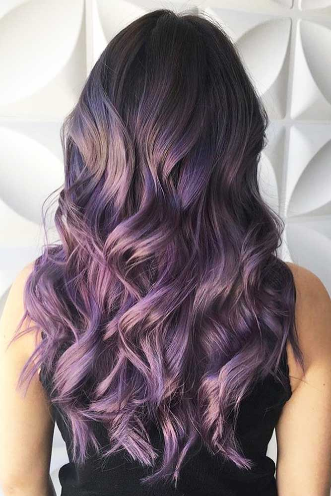 Amethyst Dark Purple Hair picture1