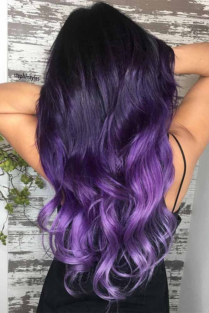 Dark True Purple picture1
