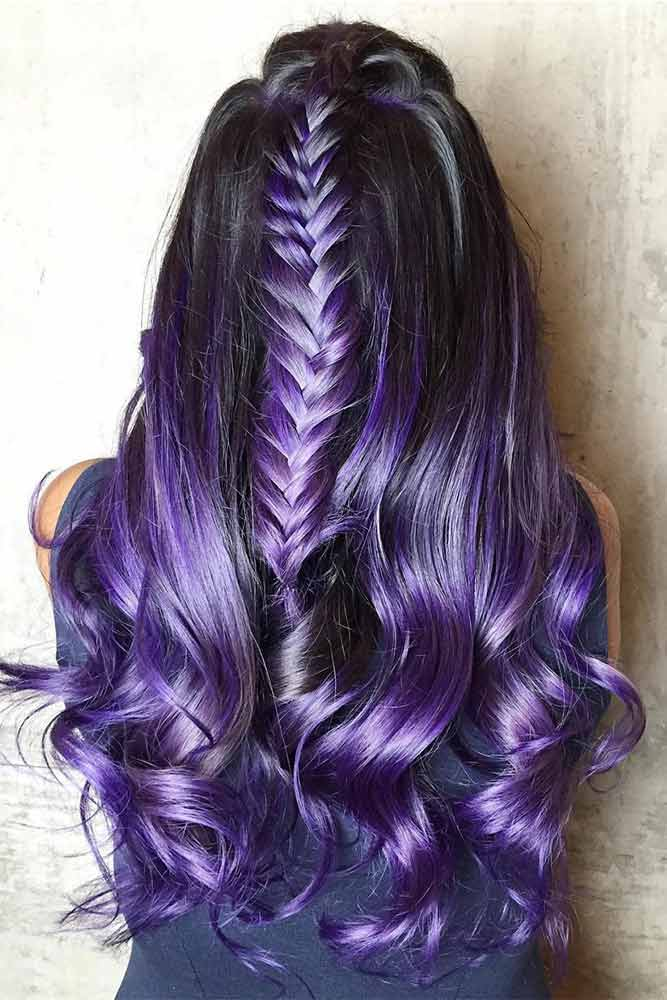 Smoky Purple Color Melt picture2