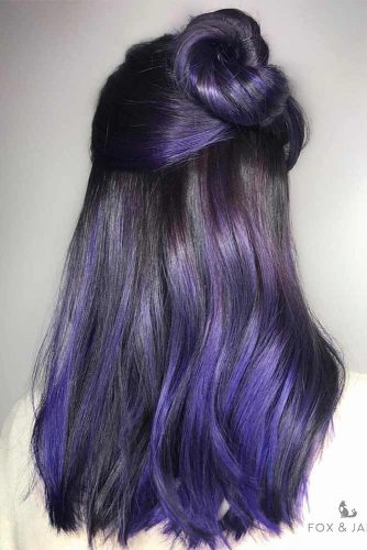 Smoky Purple Color Melt picture1