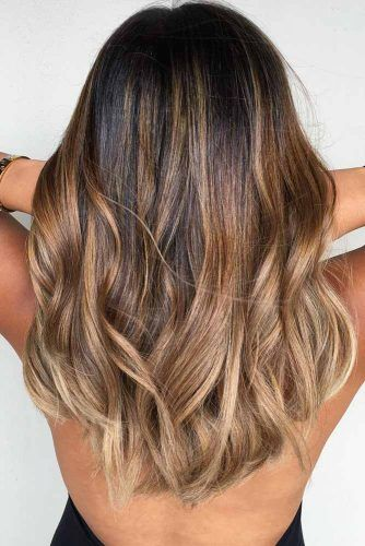 Wavy Long Haircut #haircutstyles #haircuts #longhair