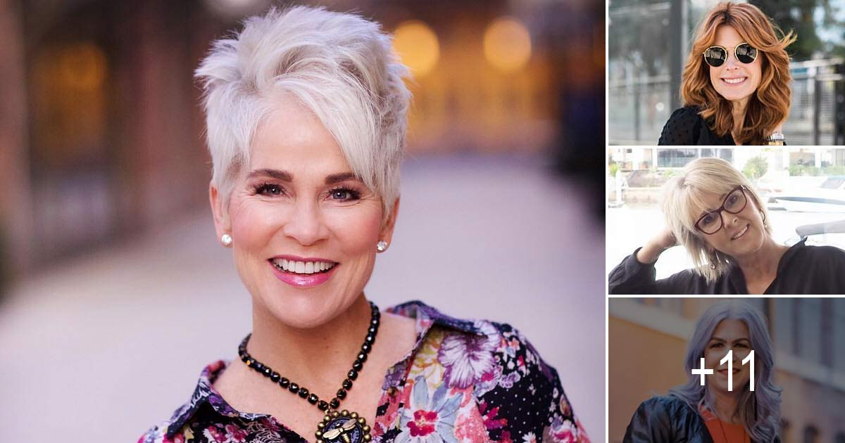 Latest Hairstyles For Women Over 50 To Amp Up Any Look