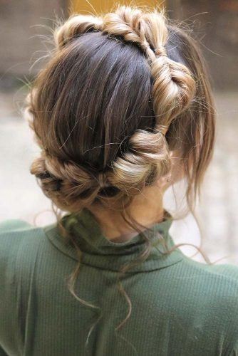 Creative Ideas of Halo Braids picture1