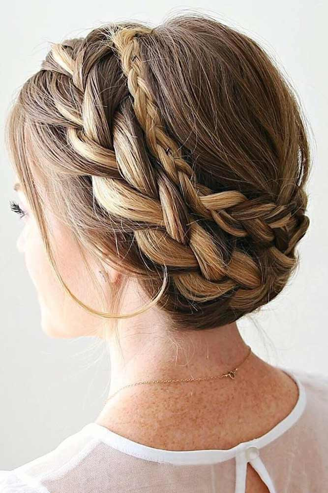 Double Braided Hairstyles picture2