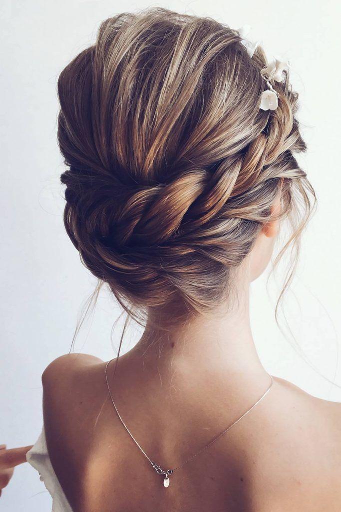 Fishtail Halo Braid Brown #braids #halobraids #updo