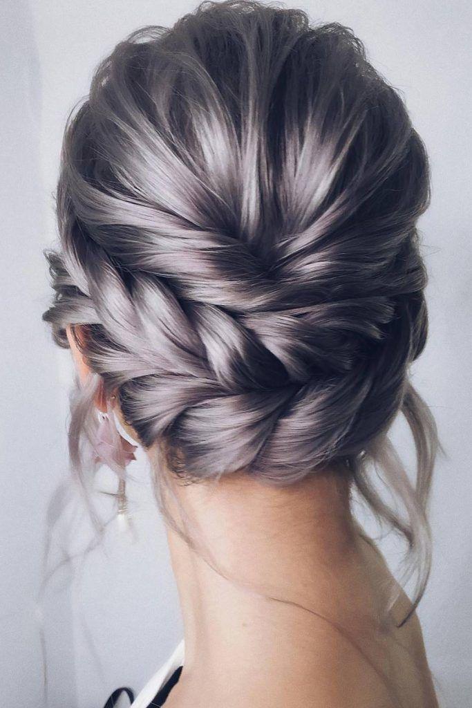 Classic Halo Braid Ideas #braids #halobraids #updo