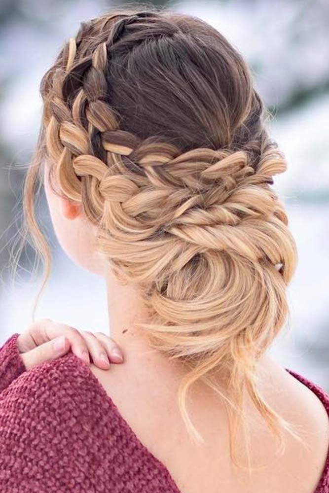 Double Braided Hairstyles picture3