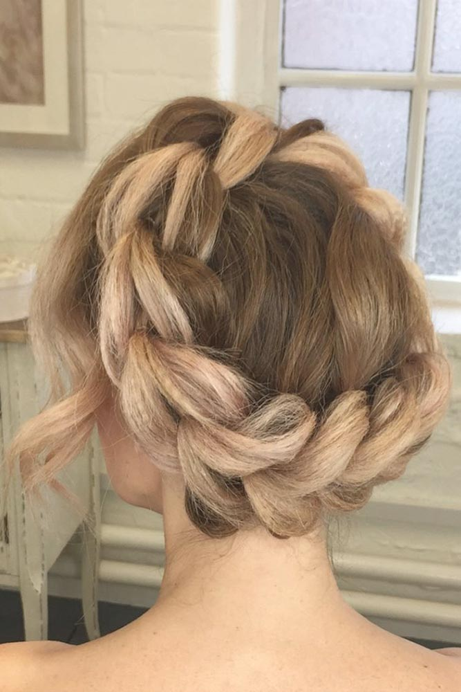 Halo Crown Braid picture3