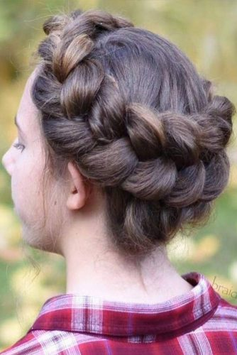 Halo Crown Braid picture2