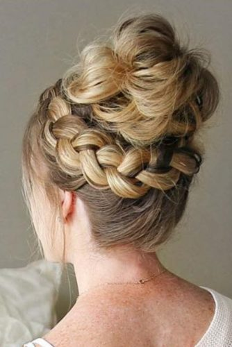 Dutch Braid Hairstyles picture1