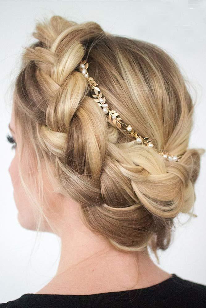 Dutch Braid Hairstyles picture2