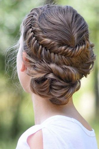 Fishtail Halo Braid picture1