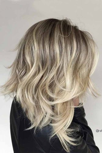 Shoulder Length Layered Haircuts picture1
