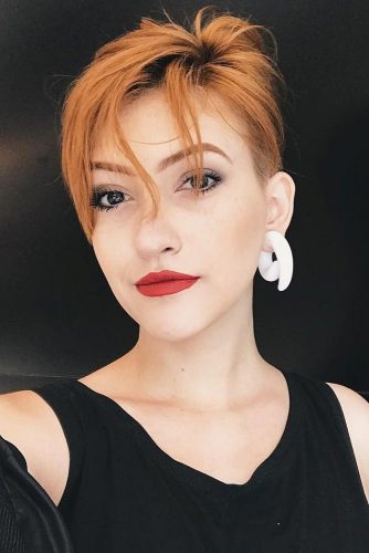 Short Layered Haircuts - Pixie picture2