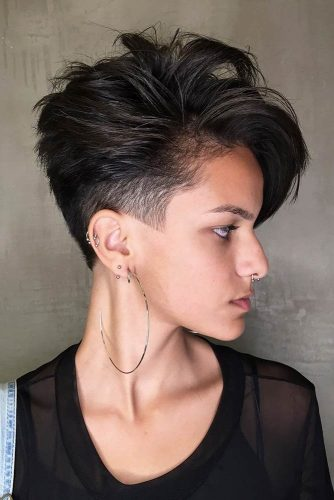 Short Layered Haircuts - Pixie picture3