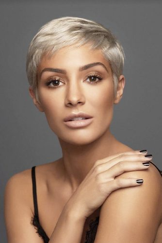 Short Layered Haircuts - Pixie picture1