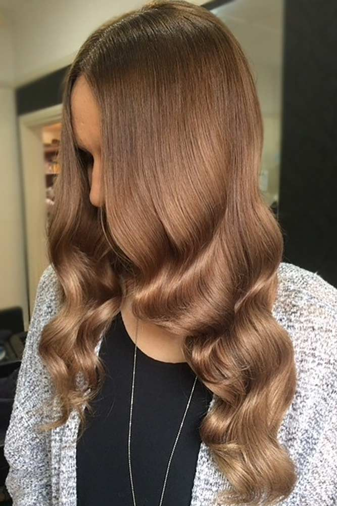 Caramel Light Brown picture3
