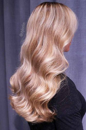 Golden Light Brown Hair Colors picture1