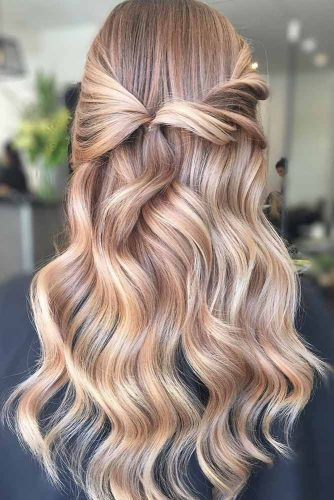 Golden Light Brown Hair Colors picture2
