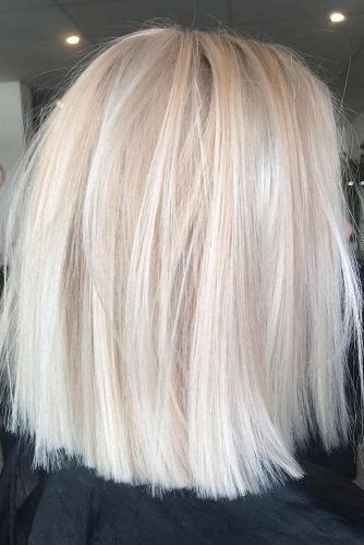 Straight Long Bob Hairstyles picture3