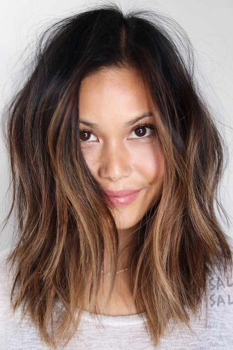 Messy Hairstyles for Medium Length Hair picture2
