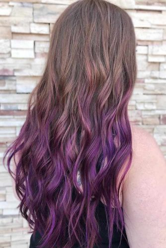 Violet Shades of Purple Ombre picture1