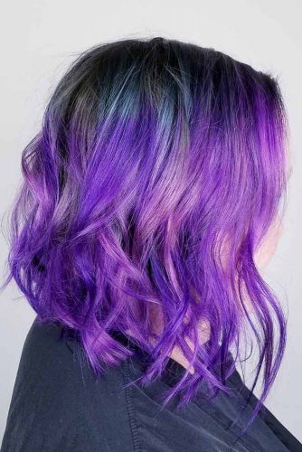 Violet Shades of Purple Ombre picture2