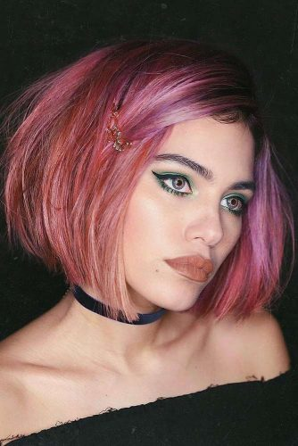 Sleek Quick Hairstyles for Short Hair picture1