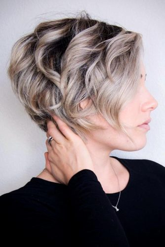 Wavy Pixie Hairstyles picture3