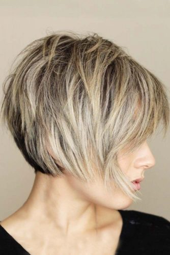 Short Layered Bob Haircuts picture2